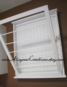 Alaynas Creations drying rack