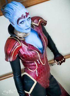 photography gaming cosplay bioware mass effect Samara asari Rana McAnear SoulFire-Studio