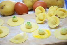Tortelli patate e parmigiano senza glutine