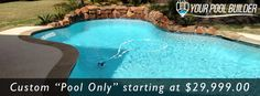 Conroe, TX swimming pool contractors and remodeling custom inground pool construction (1)