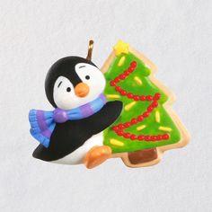 """Mini Petite Penguins A Christmas Cookie Ornament, 0.94"""" - Keepsake Ornaments - Hallmark $7.99"""