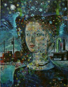 Painting » Rosin Fairfield » Vortex Express Salem-Phoenix