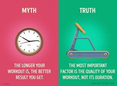 10 Fitness Myths You Need to Stop Believing - decconstruction Fitness Facts, Fitness Motivation Quotes, Fitness Tips, Weight Loss Motivation, Health Fitness, Wtf Fun Facts, Funny Facts, Fun Workouts, At Home Workouts
