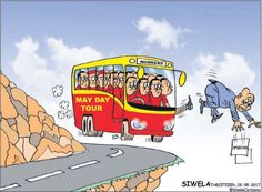 Is it Zuma's turn to be thrown under the bus?