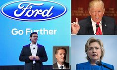 PIERS: Ford's greed has betrayed Henry - and run Hillary  off the road