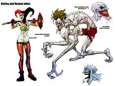 Carlos d'Anda Arkham Joker Harley