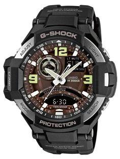 CASIO G-SHOCK Watch   GA-1000-1BER