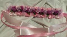 Para uma linda bailarina...  Mimos pra vocêconfeccionou as tiaras de flores e os tic tac...                        Deixe você também seu m...