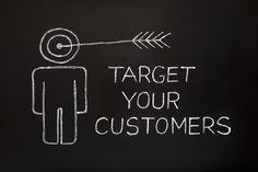 Six Questions To Help You Find Your Target Customers. #smallbiz #smallbusiness #marketing #socialmedia #ecommerce