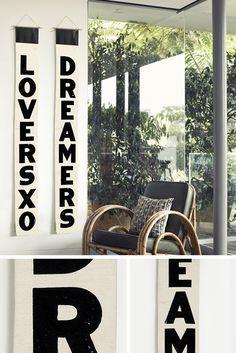 Lovers & Dreamers - from Blacklist Studio Prints