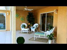 Homes in the Villages - The Jasmine II Model - Villages of Parkwood - YouTube #home_builder #Gated_community #The_Villages #Custom_Home_Builder