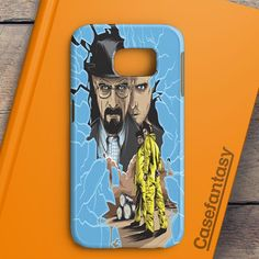Breaking Bad Quote Collage Samsung Galaxy S6 Edge Case | casefantasy