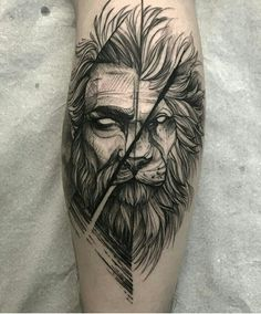 diseños de tatuajes 2019 Image may contain: 1 person - Tattoo Designs Photo Lion Head Tattoos, Dope Tattoos, Badass Tattoos, Forearm Tattoos, Unique Tattoos, Beautiful Tattoos, New Tattoos, Body Art Tattoos, Tattoos For Guys