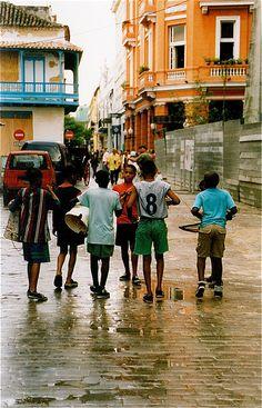 Life In Havana.