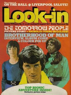 August 1977, The Tomorrow People.