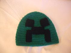 Minecraft hat made 6 of these :)