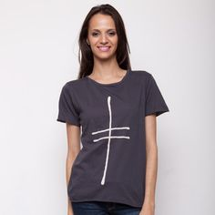 Religion Raw Edge Tee