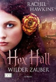 The Series Junkie: YA Novel: Hex Hall by Rachel Hawkins