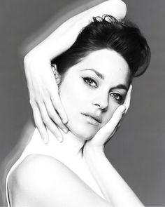 Marion Cotillard by Jan Welters