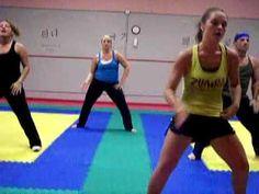 Zumba with Amber (Boom Boom Pow by Blackeyed Peas) - Yup. It's Zumba. Zumba Fitness, Fitness Diet, Fitness Motivation, Health Fitness, Dance Fitness, Zumba Videos, Workout Videos, Exercise Videos, Dance Videos