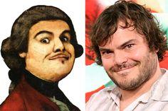 Estos actores, actrices y cantantes tienen un parecido increíble a algunos personajes históricos ¿O no? http://www.kienyke.com/fotoshow/un-doble-del-pasado/#
