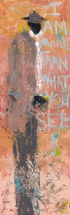 dailydiggings:  Deborah Shedrick I Am More Than What You See
