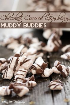 95 Best Muddy Buddies Magic Images On Pinterest Sweets Recipes