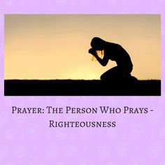 God will hear the prayers of a righteousness person. Does that include you? Righteousness comes from God. He wants everyone to be in a relationship so has provided a way for our sins to be removed and we be made clean from them or righteous. Podcast Advertising, Starting A Podcast, Righteousness, Try It Free, Prayers, How To Remove, Relationship, God, Dios