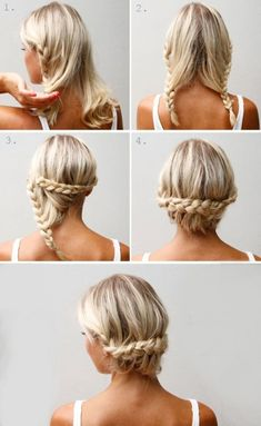 14 hairstyles which can be done in three minutes (13) - @smoothalin