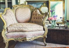 By Trios Petites Filles My love for French chairs http://triospetitesfilles.blogspot.com