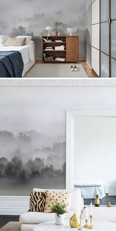 Die 72 besten Bilder von Tapeten für\'s Schlafzimmer ...