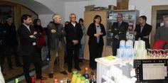 #Lozère #Economie La première entreprise de la résidence Relier à Villefort a été inaugurée.