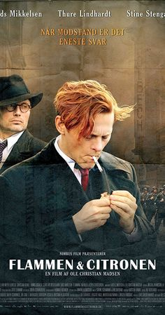 Directed by Ole Christian Madsen.  With Thure Lindhardt, Mads Mikkelsen, Stine Stengade, Peter Mygind. A drama centered on two fighters in the Holger Danske World War II resistance group.