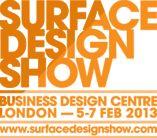 Surface Design Show 2013, 5 - 7 Feb 2013