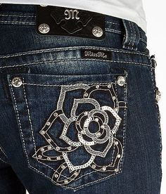 Miss Me rose jeans<3
