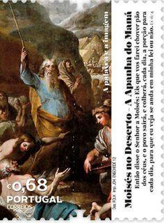 """Imagem - Os CTT lançaram recentemente em Fátima o livro """"A Palavra e a Imagem"""", onde Paulo Mendes Pinto reúne «dois dos elementos mais fortes e presentes na cultura da Europa Ocidental: a Bíblia e a pintura»."""
