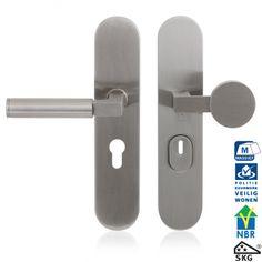 Enorm belangrijk bij inbraakbeveiliging: veiligheidsbeslag met kerntrekbeveiliging! Bathroom Hooks, Safety, Security Guard