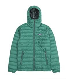 Buy the Patagonia Patagonia Men's Down Sweater Hoody Legend Green from leading fashion retailer ITKKIT - only 260 EUR. Fast shipping on all latest products.