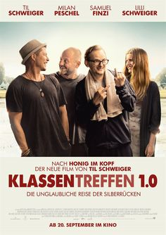 Klassentreffen Tilman Valentin Schweiger was born on December 1963 in Freiburg im Breisgau. After graduating, he wanted to become a teacher and initially studied German Los Angeles Overnight for four semesters. New Movies 2018, Hd Movies Online, Tv Series Online, Episode Online, Midlife Crisis, Film Vf, K Om, The Image Movie