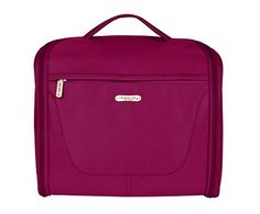 Travelon The cute Mini Independence Bag from Travelon is perfect for storing and organizing all your essential travel beauty products conveniently in one large center space, crafted from durable polyester fabric the bag features a unique zip around front closure that opens to an array of pockets and compartments to keep all your essentials organized.