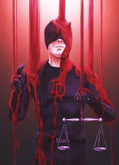 Daredevil by retkit.deviantart.com on @DeviantArt