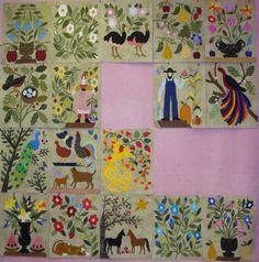 10 Best Bird Of Paradise Quilts Images Quilts Applique