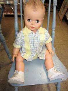 "Vintage Eegee Doll CS1958 24-5 EG 1 24"" Tall - Excellent Condition | eBay"