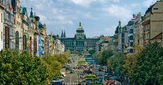 5 Hotéis perto da Praça Venceslau em Praga | República Checa #Praga #República_Checa #europa #viagem