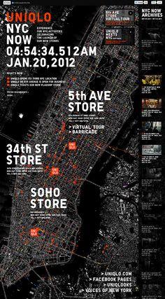 UNIQLO NYC NOW | mount inc.
