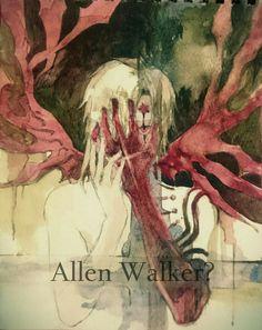 The destroyer of time Grey Man, D Gray Man Allen, Manga Boy, Manga Anime, Anime Art, Life Run, Allen Walker, Shinigami, Kaneki