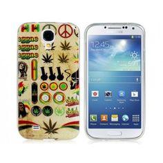 Reggae Design Samsung Galaxy S4 Case