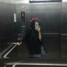   Lấy = Follow   #Kye Ulzzang Korean Girl, Ulzzang Couple, Girl Pictures, Girl Photos, Korean Photography, Girls Mirror, Uzzlang Girl, Photos Tumblr, Tumblr Fashion