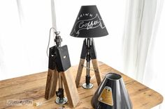 """How to wire a lamp If you are the creative type, and have always wanted to make your own upcycled lamp or light, this tutorial is perfect for you! Be sure to check out my other guide, """"How to make an upcycled..."""