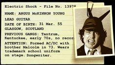 Angus Young - Ben Geudens RT